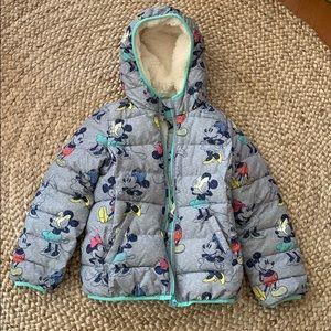 Girls GAP Disney Winter Coat